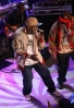 Eminem 50 Cent performing for BET